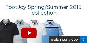 Golf clothing focus