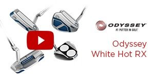 Odyssey White Hot RX putters