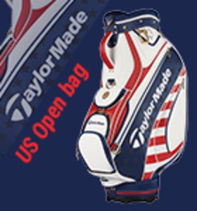 TaylorMade US Open bag competition
