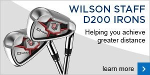 Wilson Staff D200 irons