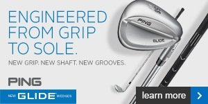 PING Glide wedges