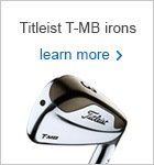 Titleist 716 T-MB utility irons
