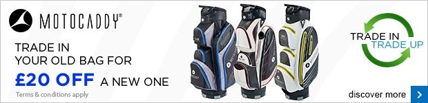Motocaddy Bag Trade In - 2016