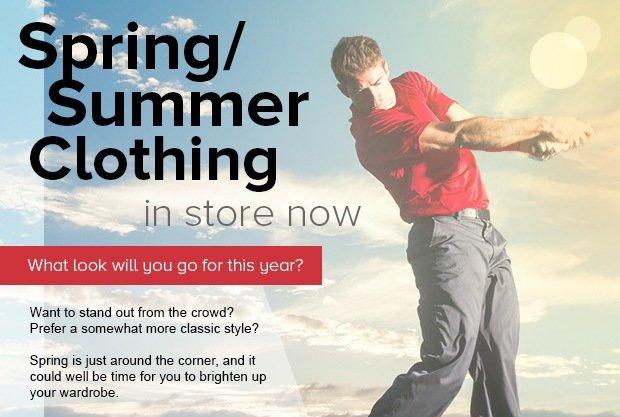 Spring Summer Clothing - SM