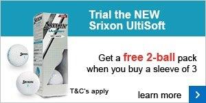 Srixon Ultisoft 5 for 3