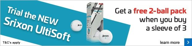 Srixon Ultisoft 5 for 3