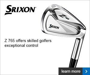 Srixon Z 765 Irons