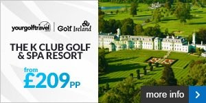 Your Golf Travel - The K Club Golf & Spa Resort