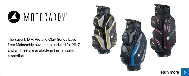 Motocaddy Bag Trade In - get £20 for your old bag