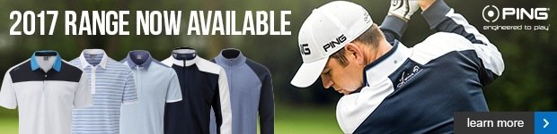 PING Spring Summer 2017 Clothing