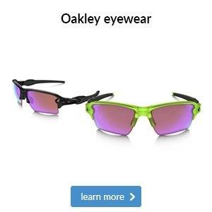 Oakley eyewear - One obsession