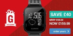 Give A Garmin - Special Offer