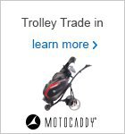 Motocaddy Trolley Trade-In - £50 Cashback